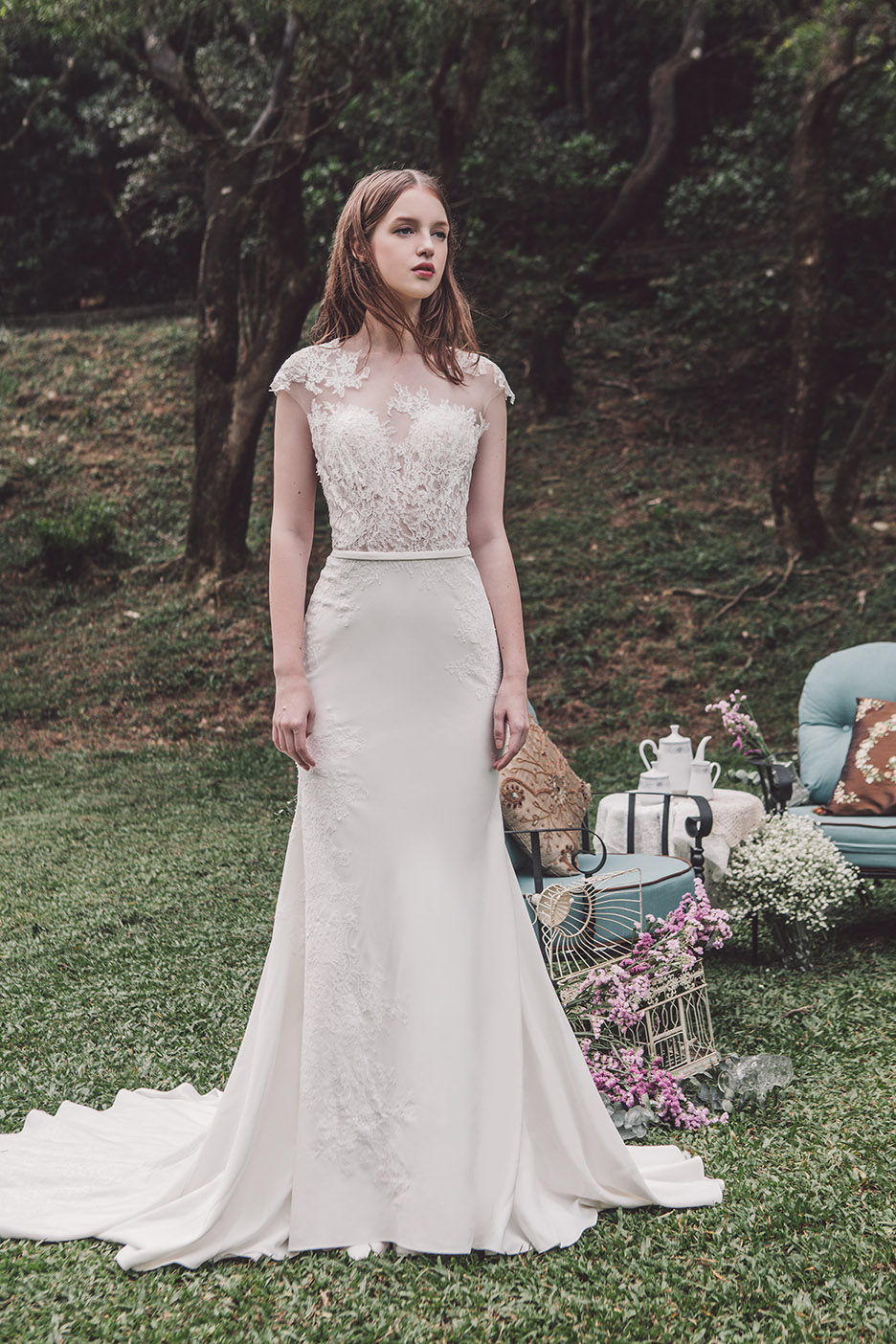 Corliss wedding gown from Atelier Lyanna