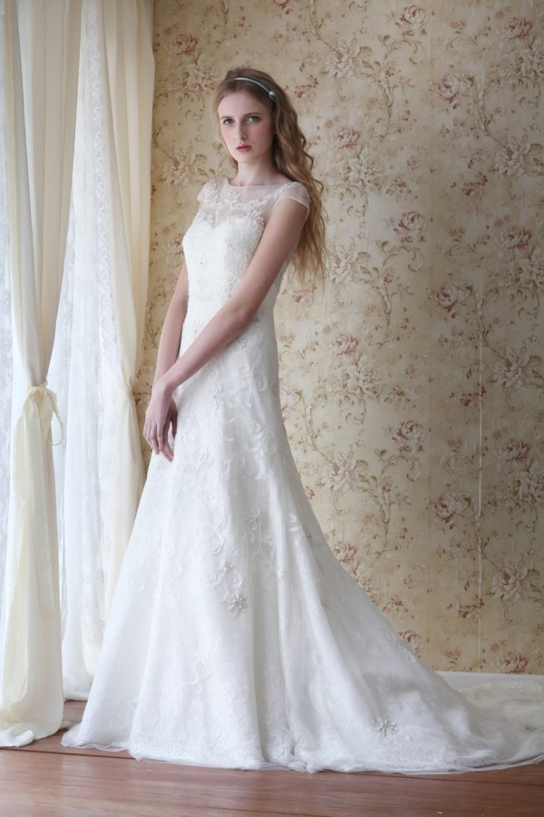 HANITA - Atelier Lyanna Wedding Dress