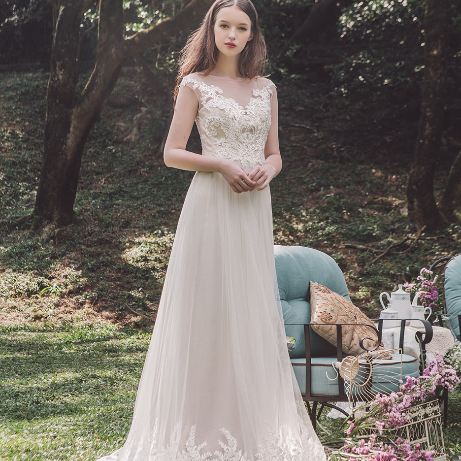 2017 wedding dress collection - Manon